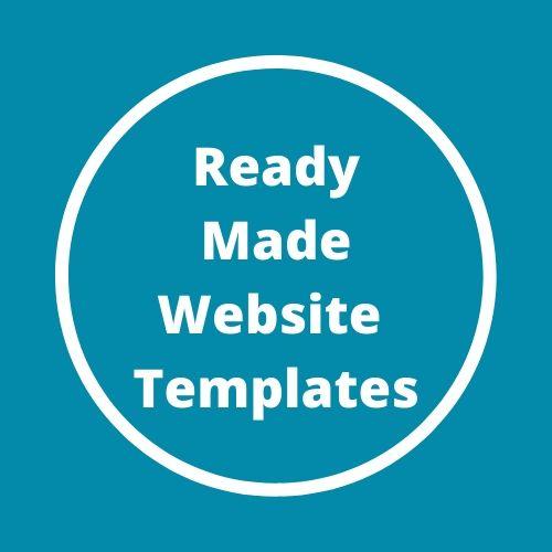 Ready Made Website Templates Logo